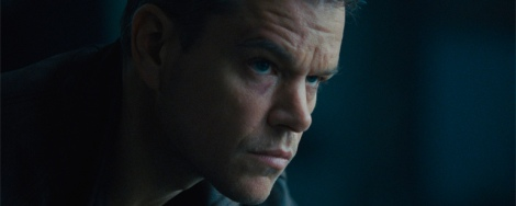 Matt Damon - Jason Bourne