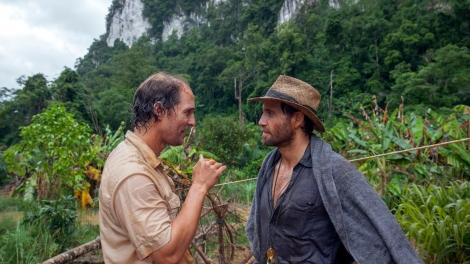 Matthew McConaughey, Edgar Ramirez - Gold