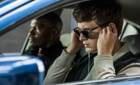 Ansel Elgort, Jamie Foxx - Baby Driver