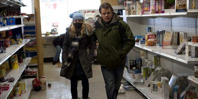 Contagion - Matt Damon